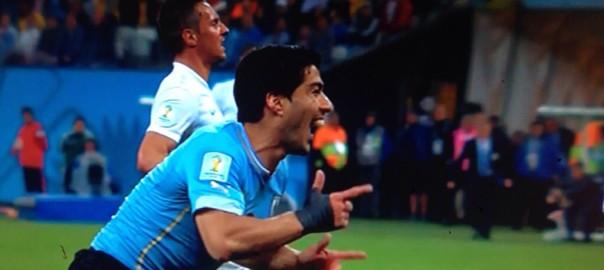 Italy vs. Uruguay (Group D)