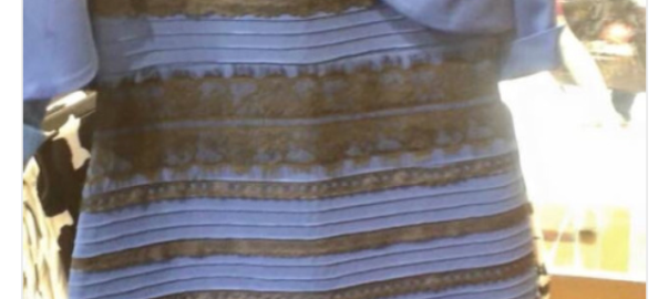 I See White And Gold, But I Admit I'm Wrong